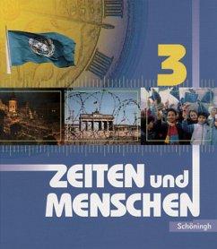Zeiten und Menschen 3. Rheinland-Pfalz