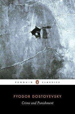 Crime and Punishment/Schuld und Sühne, englische Ausgabe - Dostojewski, Fjodor M.
