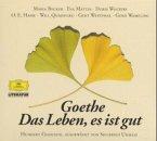 Das Leben, es ist gut, 2 Audio-CDs