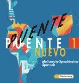 Multimedia-Sprachtrainer Spanisch, 1 CD-ROM (Einzelplatzlizenz) / Puente Nuevo 1