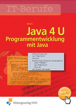 Java 4 U - Misch, Jens-Peter