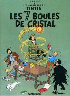 Les Aventures de Tintin 13. Les 7 Boules de Cristal - Hergé