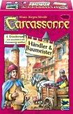 Schmidt 48135 - Carcassonne 2. Erweiterung: Händler & Baumeister