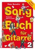 Peter Bursch's Songbuch für Gitarre, m. Audio-CD