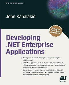 Developing .Net Enterprise Applications - Kanalakis, John