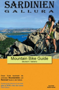 Sardinien, Gallura Mountain Bike Guide - Plott, Susi; Durner, Günter