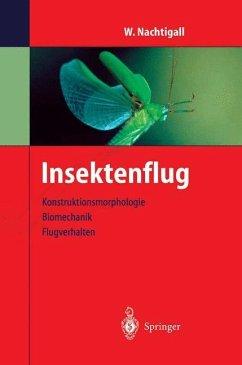 Insektenflug - Nachtigall, Werner