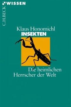 Insekten - Honomichl, Klaus