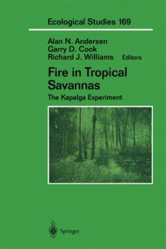Fire in Tropical Savannas - Andersen, Alan N. / Cook, Garry D. / Williams, Richard J. (eds.)