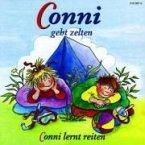 Conni geht zelten / Conni lernt reiten. CD