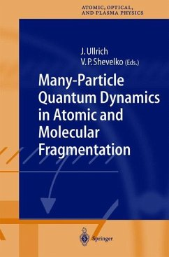 Many-Particle Quantum Dynamics in Atomic and Molecular Fragmentation - Shevelko, V.P. / Ullrich, Joachim (eds.)
