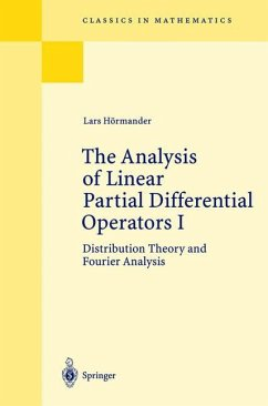 The Analysis of Linear Partial Differential Operators I - Hörmander, Lars