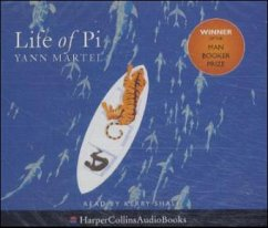 Life of Pi. 5 CDs