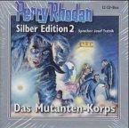 Das Mutanten-Korps / Perry Rhodan Silberedition Bd.2 (12 Audio-CDs)