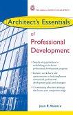 Architect's Essentials of Professional Development