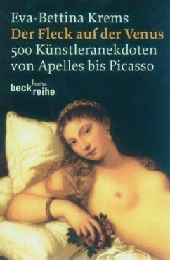 Der Fleck auf der Venus - Krems, Eva-Bettina