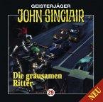 Geisterjäger John Sinclair Folge 29 - Die grausamen Ritter, 1 Audio-CD