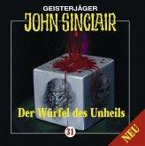 Der Würfel des Unheils / Geisterjäger John Sinclair Bd.31 (1 Audio-CD)