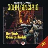 Dr. Tods Monsterhöhle / Geisterjäger John Sinclair Bd.32 (1 Audio-CD)