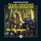 Die Eisvampire / Geisterjäger John Sinclair Bd.33 (1 Audio-CD)