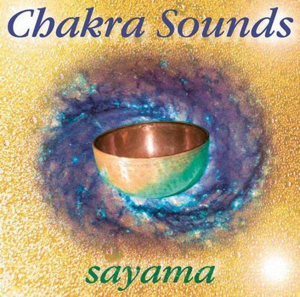 chakra sounds audio cd von sayama h rbuch. Black Bedroom Furniture Sets. Home Design Ideas