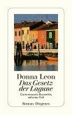 Das Gesetz der Lagune / Commissario Brunetti Bd.10