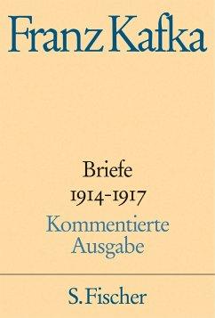 Briefe 1914-1917 - Kafka, Franz