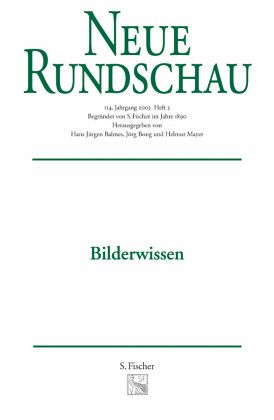 neue rundschau 2003 3 buch. Black Bedroom Furniture Sets. Home Design Ideas
