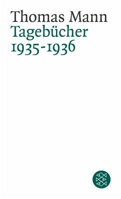 Tagebücher 1935-1936 - Mann, Thomas