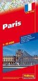 Hallwag CityMap Paris; Parigi