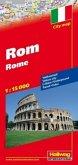 Hallwag CityMap Rom Stadtplan 1:15 000; Rome; Roma