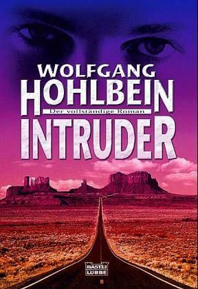 Intruder - Hohlbein, Wolfgang