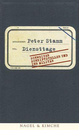 Diensttage - Stamm, Peter (Hrsg.)