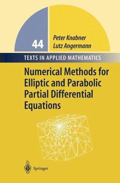 Numerical Methods for Elliptic and Parabolic Pa...