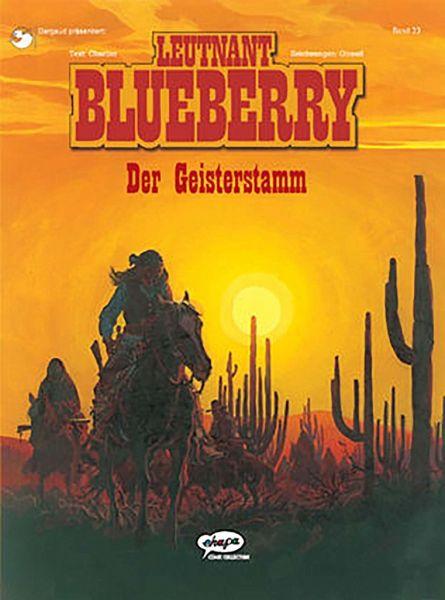 Buch-Reihe Blueberry