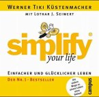Simplify Your Life, 2 Audio-CDs, Lim. Sonderausgabe