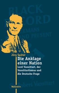 Vansittart - Später, Jörg