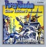 Der Unsterbliche / Perry Rhodan Silberedition Bd.3 (12 Audio-CDs)