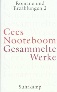 Romane und Erzählungen 2 - Nooteboom, Cees