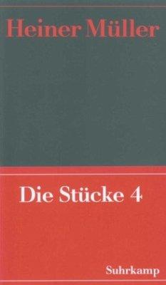 Die Stücke / Werke Bd.6, Tl.4 - Müller, Heiner