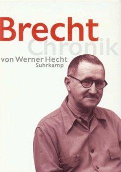Brecht Chronik 1898-1956 - Hecht, Werner