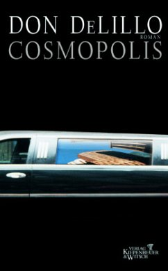 Cosmopolis - DeLillo, Don