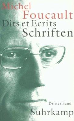 Schriften in vier Bänden - Dits et Ecrits 3. 1976-1979 - Foucault, Michel
