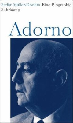 Adorno - Müller-Doohm, Stefan