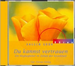Du kannst vertrauen, 1 Audio-CD - Grün, Anselm