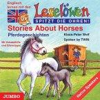 Stories About Horses, 1 Audio-CD\Pferdegeschichten, 1 Audio-CD, engl. Version
