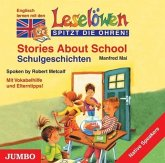 Stories About School, 1 Audio-CD\Schulgeschichten, 1 Audio-CD, engl. Version
