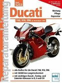Ducati 748, 916, 996 ab Modelljahr 1994. Band 5253