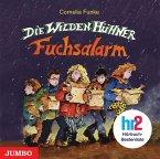 Fuchsalarm / Die Wilden Hühner Bd.3 (3 Audio-CDs)