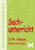 Sachunterricht 3./4. Klasse. Natur und Leben